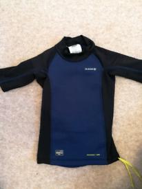 Free Kids Neoprene Rash Vest (Age 4)