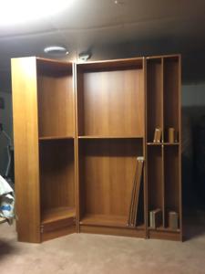 promo code 6150a 2c5cb Large corner bookshelf | Bookcases & Shelves | Gumtree ...