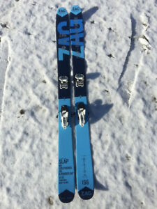ZAG skis - hand made in Chamonix