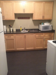 Two bedroom apartment - June 1st