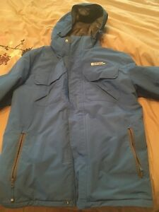 Mountain Warehouse insulated winter coat medium Cambridge Kitchener Area image 1