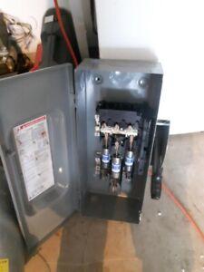 interrupteur  100 amps