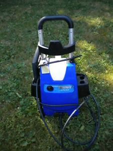 Simoniz 1700S electric pressure washer