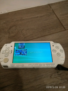 PSP with cfw