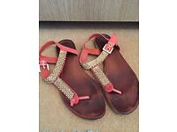 Selection size 4 sandals
