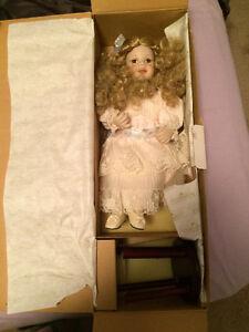 6 Ashton-Drake Galleries Dolls- BOXES+CERTIFICATES $30 OBO each Kawartha Lakes Peterborough Area image 4