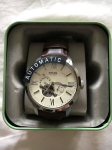 Fossil Automatic Townsman Mechanical Watch (Perfect Condition)