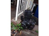 125cc motor bike engine