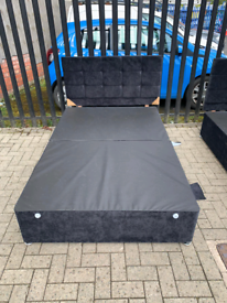 * selection of brand new ex display bed sets **