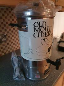 chefmaster 10ltr water boiler