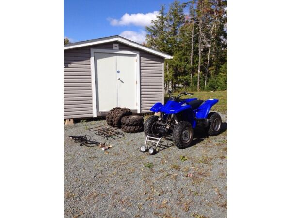 Fall River (NS) Canada  city photos gallery : Used 2004 Yamaha Wolverine Fall River, NS, Canada