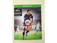 Fifa 16 full game download brand new £10 Or swap for different xbox one game