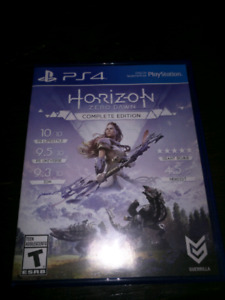 Horizon Zero Dawn Complete Edition $50 OBO