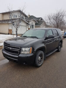 2010 Chevy Tahoe PPV Police Pursuit Vehicle