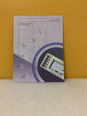 Wavetek Calibration Test Instrumentation Catalog