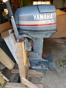 1997 Yamaha 30hp Short Shaft
