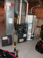 Heating repairs and installations