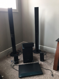 Sony Blu Ray 3D 5.1 Home Theatre System