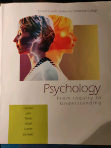 Pyschology from inquiry to understanding