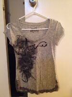 Ladies Fox Tee - Small