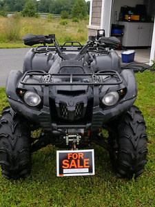 2007, 700 grizzly, EFI, and power steering