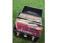 Vinyl old Sokol house garage 70+ rare records