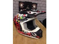 Motocross Helmet Size Large Latest Design New Condition