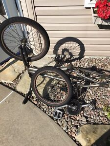 Bmx parts ... All for $45