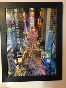 """Picture of New York 35 5/8"""" x 27 1/2"""""""