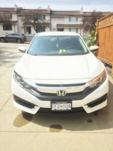 2017 Honda Civic Sedan Lease Transfer 2 years left $175 /month