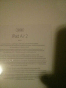 Brand new Apple iPad Air 2. 32GB