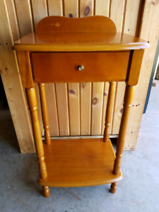Telephone Table (Solid Wood)