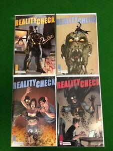 Reality Check - 4 book comic series