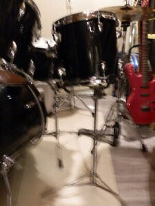 old snare drum stands