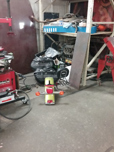 Parts For Softail After Conversion To Trike