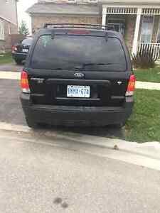 2006 Ford Escape SUV, Crossover Cambridge Kitchener Area image 6