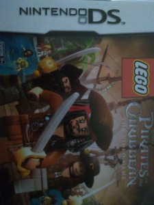 Lego Pirates of the Carribean with booklet