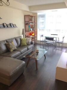Modern Furnished Condo in Fort York area Downtown Toronto