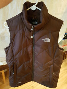 Womes's North Face Vest - Size: Medium