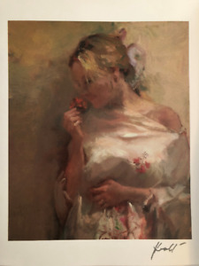 Sweet Scent by Hua Chen registered print