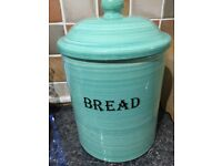 Ceramic large bread bin
