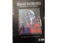 Iron Maiden Visions of the Beast DVD