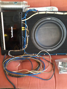 CAR AUDIO    -   COMPLETE SYSTEM