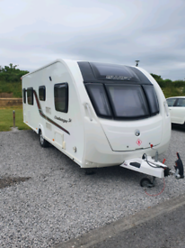 Swift Challenger 580SE with motor mover