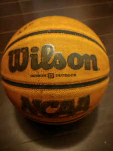 Wilson indoor/outdoor basketball