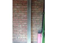6 foot concrete gravel board, new