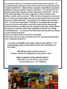 Get $120.00 in product FREE !!!
