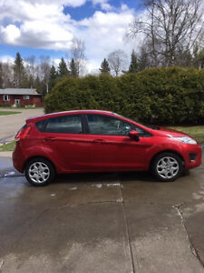 2011 Ford Fiesta Hatchback for Sale $9000 OBO