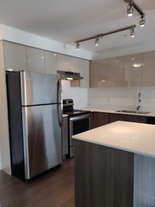 2BR + 1 Bath Brand New Apartment in Whalley for Rent