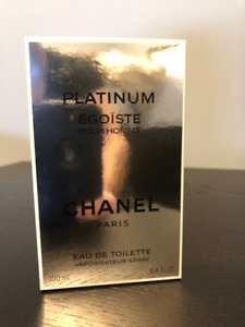CHANEL PLATINUM EGOISTE 100ml - ONLY $95!